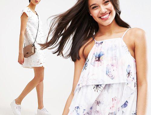 Modne sukienki na lato 2016