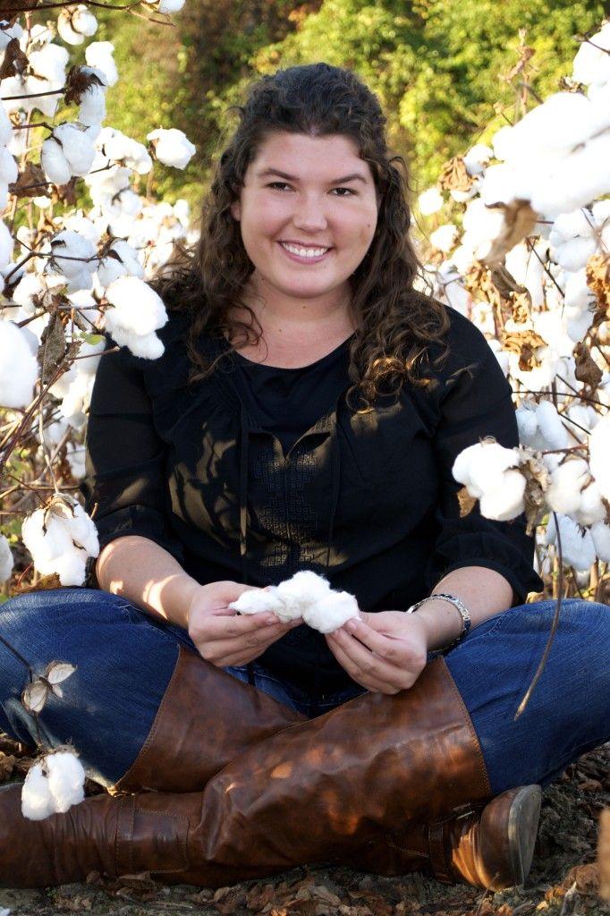 Alabama young farmer and Auburn University Senior Meet Anna Leigh Peek #WomenInAg