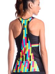 Women's Triathlon Clothing from Coeur. Mix Tape Tri Kit