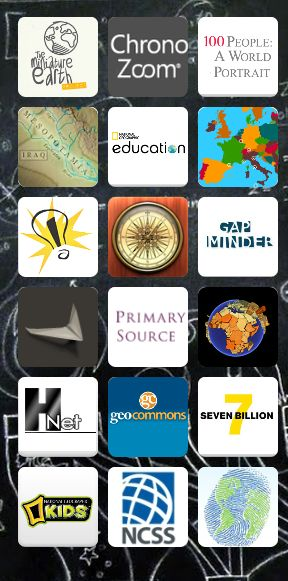50+ Apps and Websites for Social Studies
