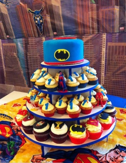 Superhero Birthday Party Ideas and Supplies