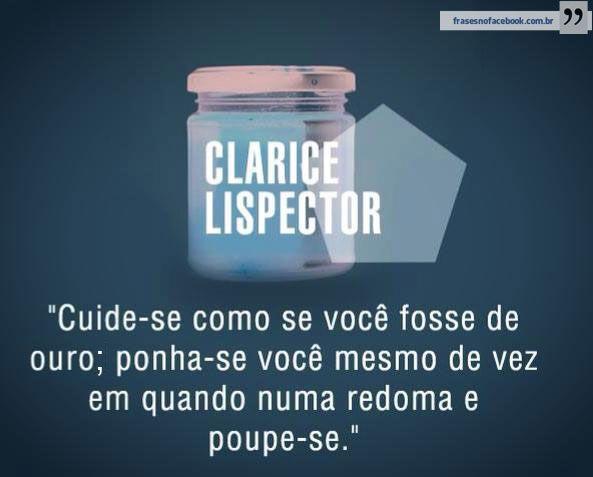 Frases e citações | Clarice Lispector