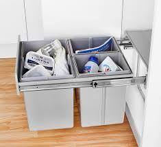 image result for under sink bin system