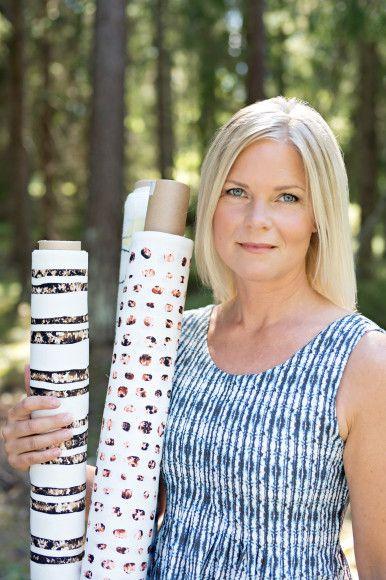 Les intervjuet med den designer og kunstner Sofie Johansson på myldre.com.   Interview with talented designer and artist Sofie Johansson.