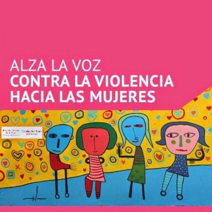 Alzá La Voz Contra la Violencia Hacia Las Mujeres es una Campaña audiovisual impulsada por la Obra Social del Personal de Dirección de la Industria Metalurgi...