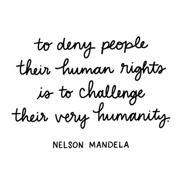 Home | Inspiration | Human rights quotes, Human rights day, Human