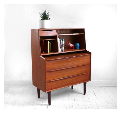 Vintage Teak Side Cabinet by Hindsvik