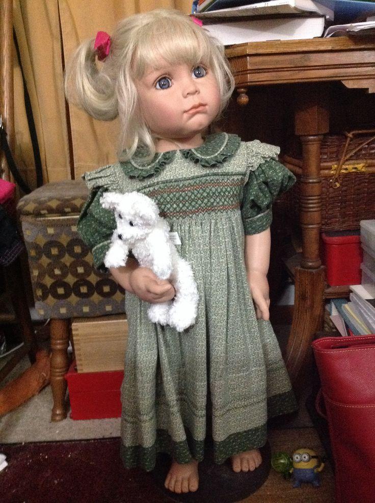 112 best images about 18 inch doll smocking hanky dresses on pinterest american girls doll. Black Bedroom Furniture Sets. Home Design Ideas