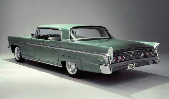 1960 Lincoln Premier Landau