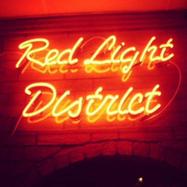 Red Light District / De Wallen en Amsterdam, Noord-Holland. The famous district, where the illegal thing turns in legal. http://www.youtube.com/watch?v=uzj5tGknrQs#t=55