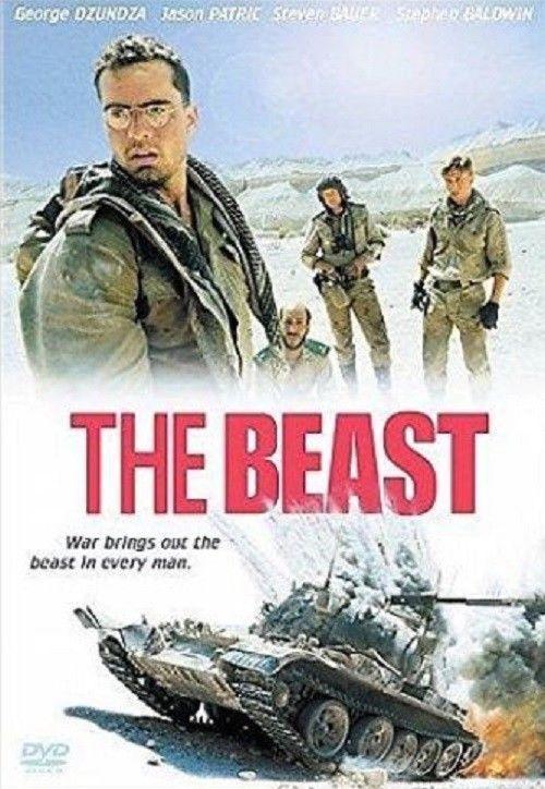 The Beast - George Dzundza / Jason Patric / Steven Bauer / Stephen Baldwin - DVD