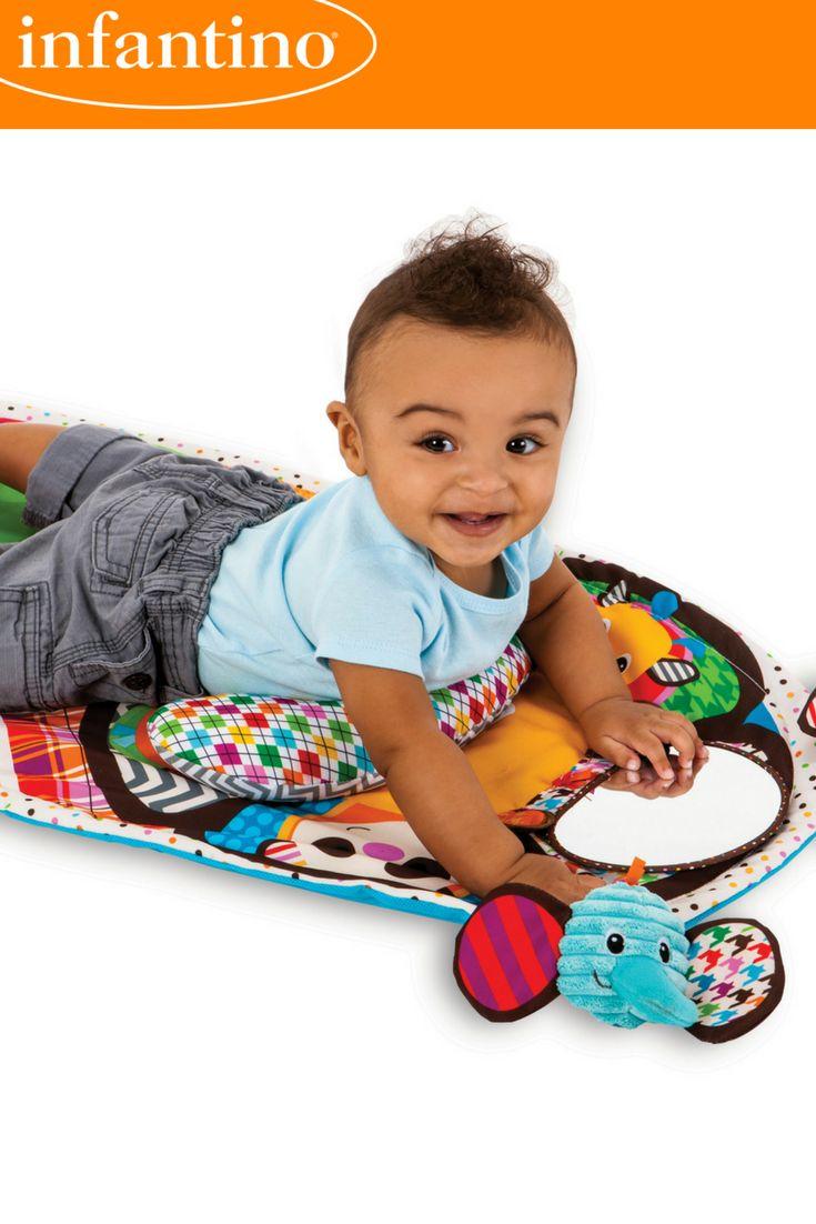 Baby sleeping mat ocean world baby play mat buy baby sleeping mat - Peek Play Tummy Time Activity Mat