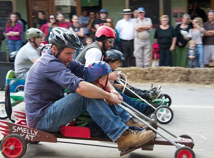 Billy Cart Derby Bangalow