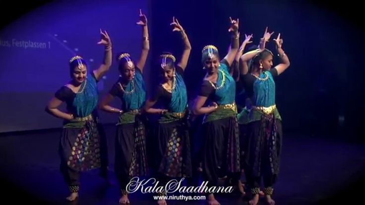 about 3 Shiva Stotram Fusion dance - Norway tamil film festival. 2015
