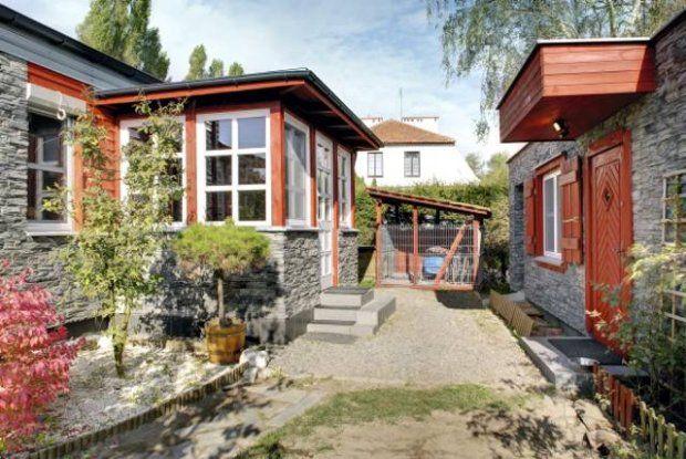 Zdjęcie numer 8 w galerii - Udana przebudowa: dom w norweskich klimatach