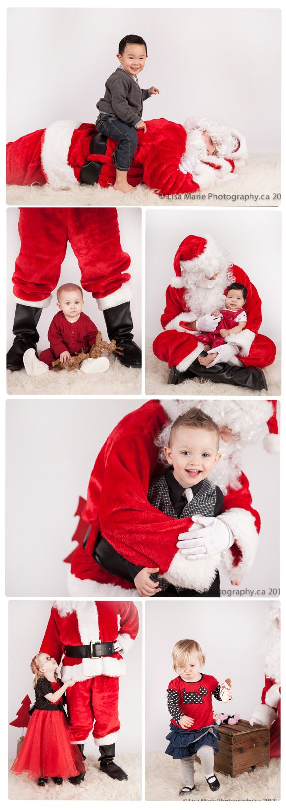 Santa Mini Sessions | Santa Mini Sessions AND Christmas Portraits! 2013 @ Lisa Marie ...