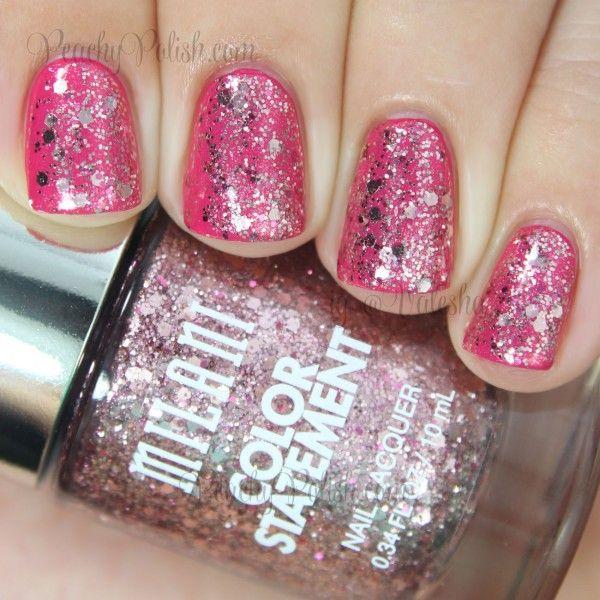 13 mejores imágenes sobre Nails en Pinterest | Almendras, Fucsia y ...