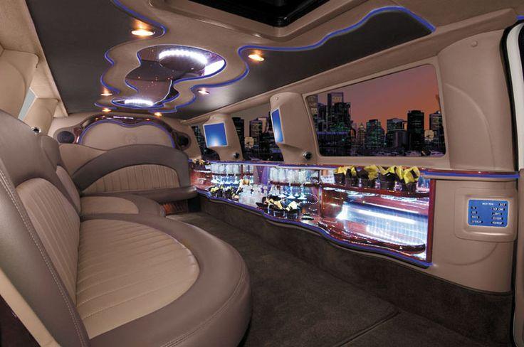 Fantasy interior limousine interior limousine coach