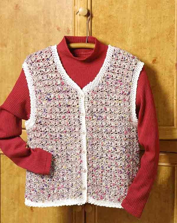 Talking Crochet- pattern