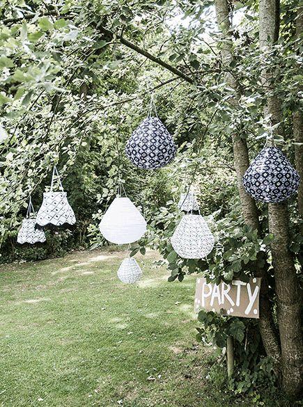 Ben je jarig in de zomer? Maak er een speciale verjaardag van door een feestje te geven buiten op de camping, in het park of in je tuin!