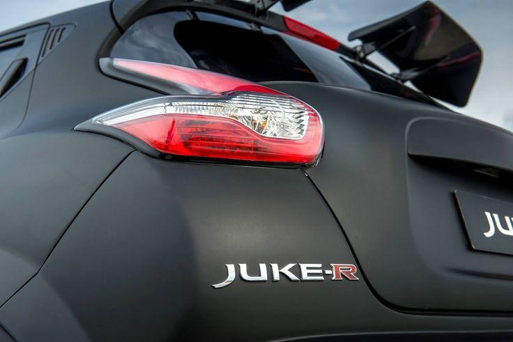 GT-Rエンジン搭載した日産ジュークが再臨!世界最強コンパクトSUV「ジューク R 2.0」を公開!【ギャラリー】 | 自動車ニュース&スクープ|シークドライブ
