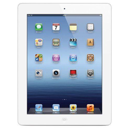 Apple iPad 4 Retina Display Tablet 16GB, Wi-Fi  4G AT
