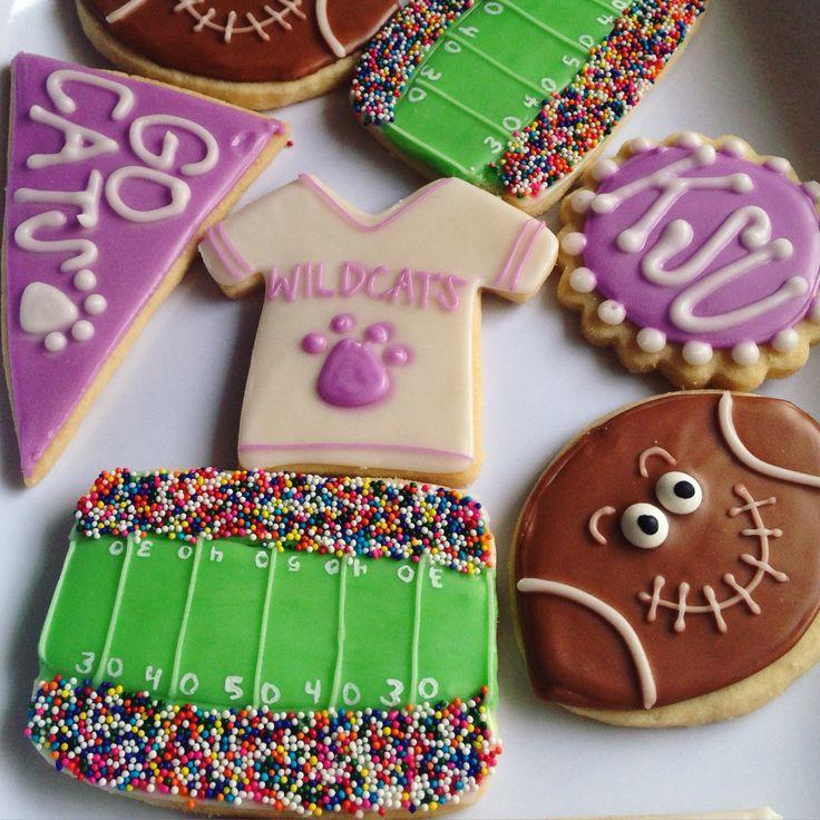 Kansas state university cookies!