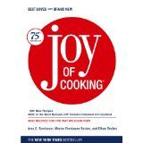 Joy of Cooking: 75th Anniversary Edition - 2006 (Hardcover)By Irma S. Rombauer