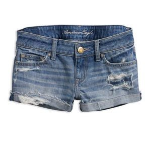 Need some shorts like these (like short shorts) for marching. American eagle are the best!
