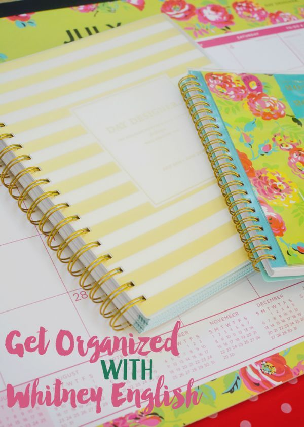 You can grab a new academic planner at Target with BlueSky! Find Whitney English Day Designers this summer at Target!