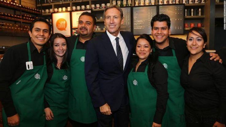 Starbucks offers employment to refugees in Europe: http://ift.tt/2rKaDtE