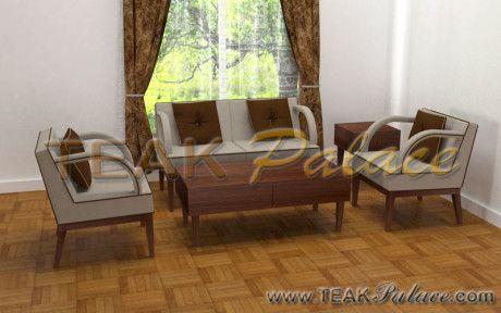 Kursi Tamu Minimalis Murah 460x288 Kursi Cantik Ruang Tamu Set Jati