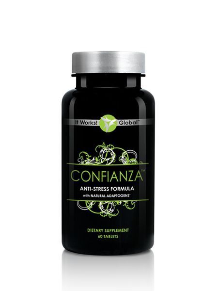 Are you stressed? It Works Confianza Anti-Stress Formula https://newlifebodywraps.myitworks.com/Shop/Product/478 <== #stress #confianza #itworks #relax: Strengthens Cartilage, Joint Function, Flexible Joints, Relief Promotes, Effective Glucosamine, Sulfate Formula, Promotes Healthy