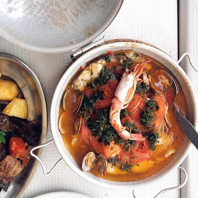 #PortugalFoodStories #cataplana #marisco #portugal #seafood