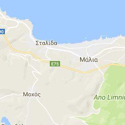 Malia Kreta - vakantie, aanbiedingen, strand, tips, uitgaan en foto's van de badplaats Malia op het eiland Kreta. Ontdek het strand en het Minoïsche paleis.