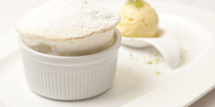 This delicious lemon soufflé recipe from Michelin star chef Andy Waters  is wonderfully light and makes a fantastic summer dessert.