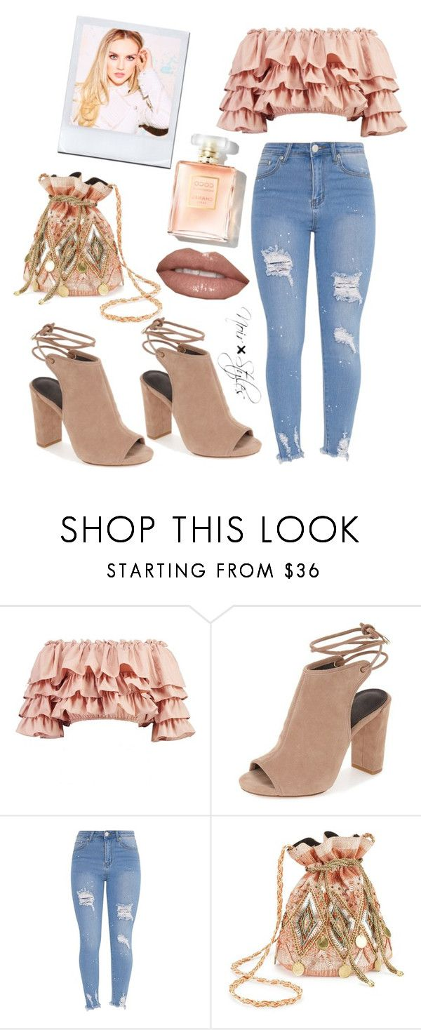 """""""Sway"""" by stylesbynoir ❤ liked on Polyvore featuring Boohoo and Miss Selfridge"""