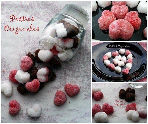 Terrones de Azúcar Caseros Collage