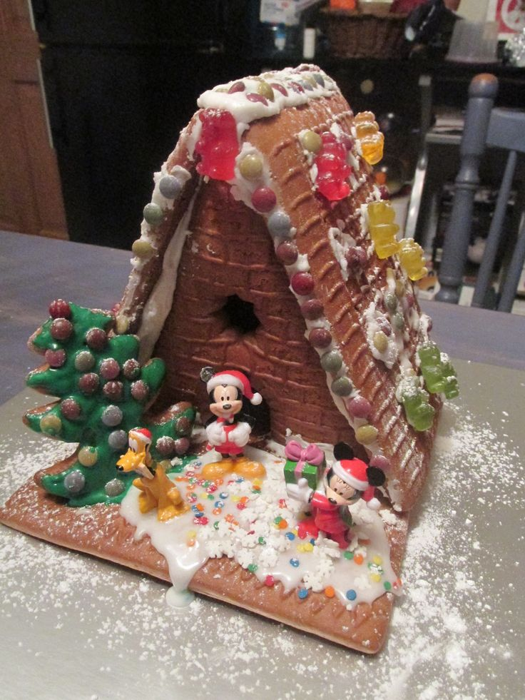 Gingerbread House:)