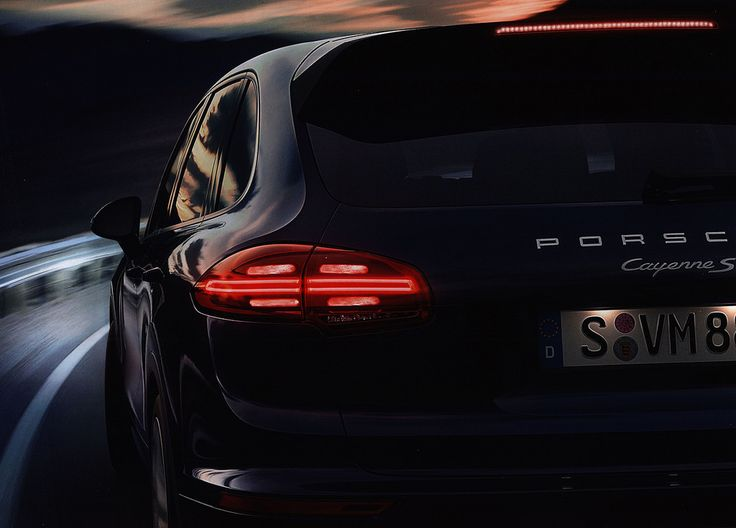 https://flic.kr/p/Kk78XL | Porsche Cayenne - Enthusiast driven. 2016_2