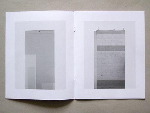 Johann Besse - Pans, first ed., Pogobooks, Berlin, 2012. - 21 x 26 cm, 16 pages, 12 pictures, black and white