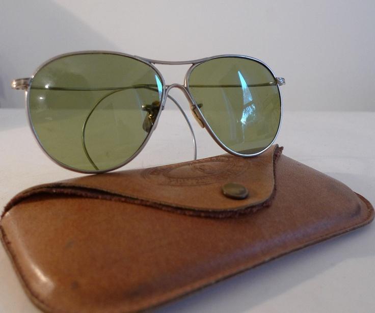 90fe3a127f American Optical Polarized Aviator Sunglasses
