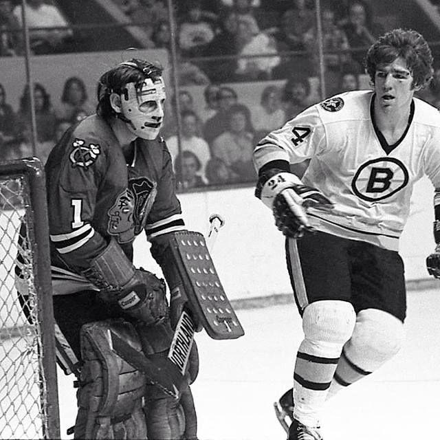 Gilles Villemure Terry O Reilly Hockey Old School Goalie Masks