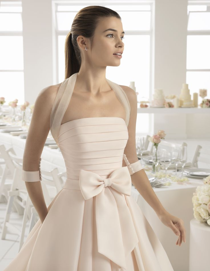 Robe Blanca #collection 2018 #airebarcelona ! #robesdemariee #robes #wedding #weddingdress #dress #bridal #mariée #mariage