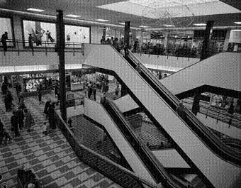 THE SHOPPING MALL MUSEUM: Australia's Monaro Mall