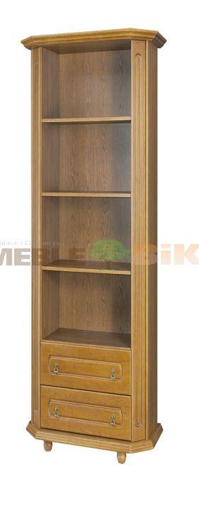 Biblioteczka Bona BB 2S 78 dąb stary Okazja | Meblomax | biblioteczki | 1 099,00 zł - sklep meblowy Meble BIK