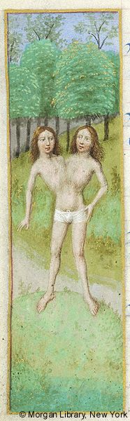 Book of Hours, MS M.6 fol. 6v - Images from Medieval and Renaissance Manuscripts - The Morgan Library & Museum