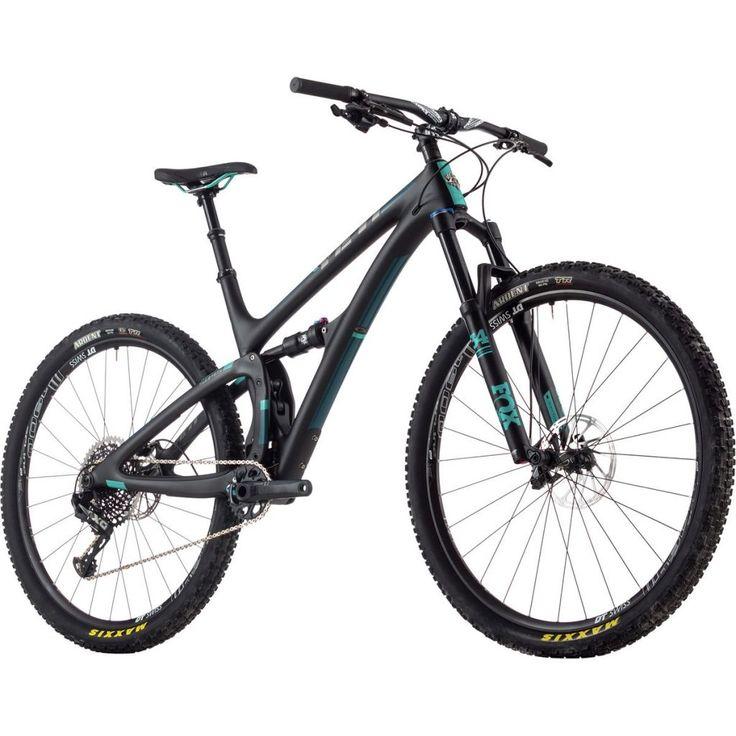 Yeti Cycles SB4.5 Carbon Eagle Complete Mountain Bike - 2017 Black, L :https://athletic.city/bike/gear/yeti-cycles-sb4-5-carbon-eagle-complete-mountain-bike-2017-black-l/