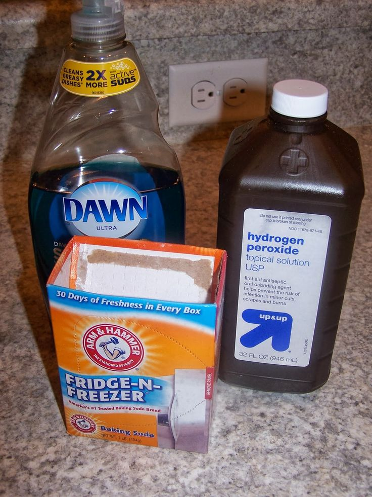 The Teacher's Wife: Homemade Laundry Stain Remover