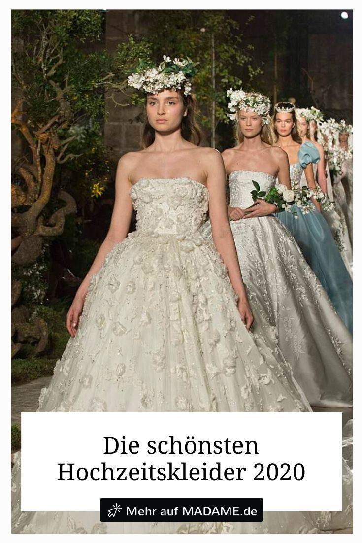Brautkleider 16: Die schönsten Hochzeitskleider der Saison in